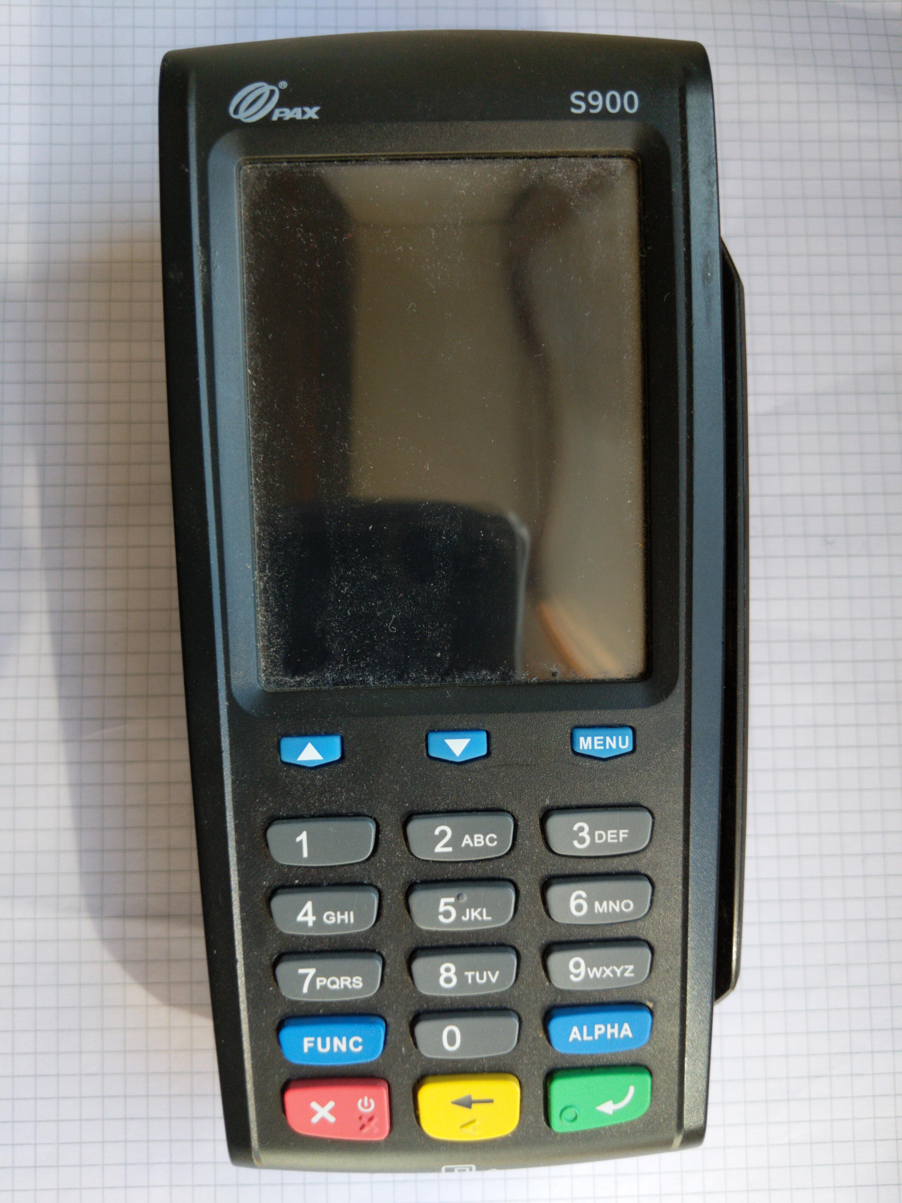 PAX S900 from eBay