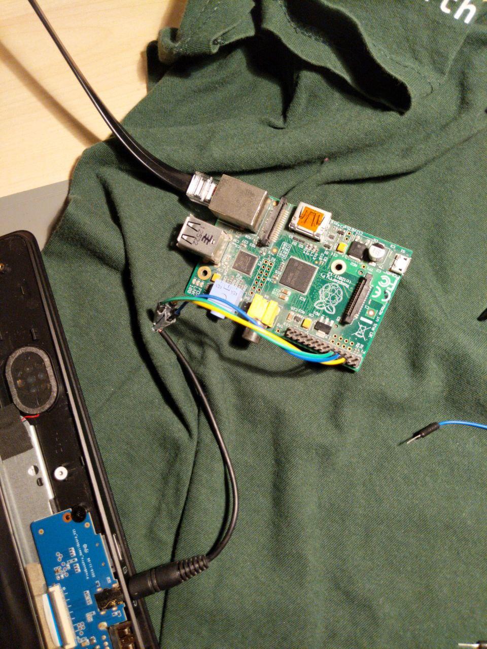Raspberry Pi as UART adapter